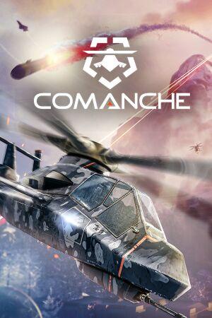 Comanche cover