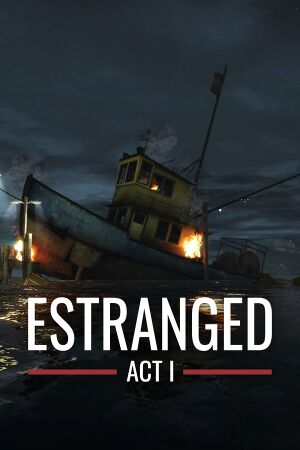 Estranged: Act I cover