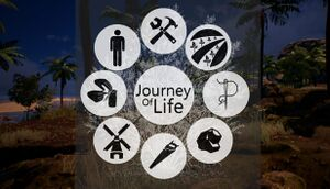 Journey of Life cover