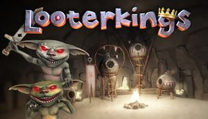 Looterkings cover