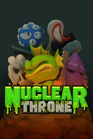 Nuclear Throne cover