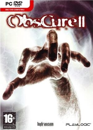 ObsCure II cover