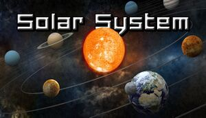 Solar System cover