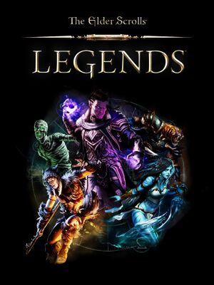 The Elder Scrolls: Legends cover