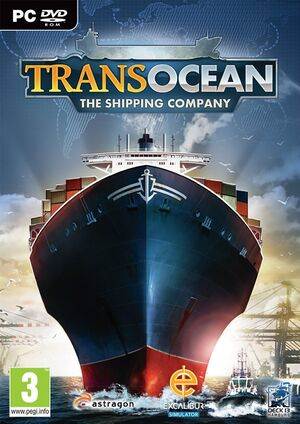 TransOcean: The Shipping Company cover