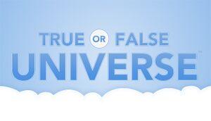 True or False Universe cover