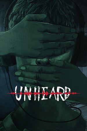 Unheard cover
