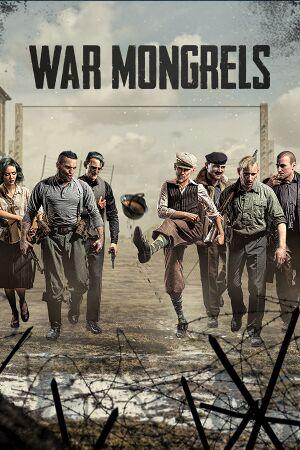 War Mongrels cover