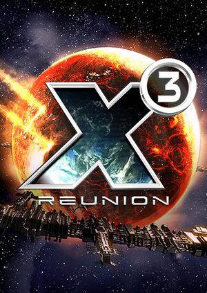 X3: Reunion cover