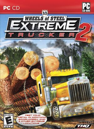 18 Wheels of Steel Extreme Trucker 2 cover.jpg