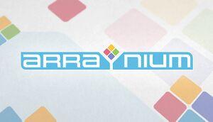Arraynium cover