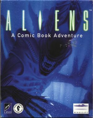 Aliens: A Comic Book Adventure cover
