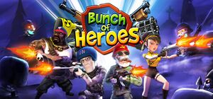 Bunch of Heroes cover