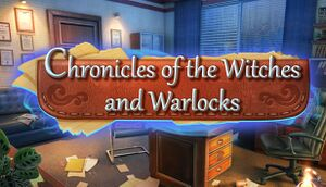 Chronicles of the Witches and Warlocks cover
