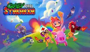 Crazy Pixel Streaker cover