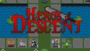 Hero's Descent cover