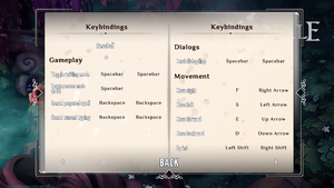 Keybindings (1/2)