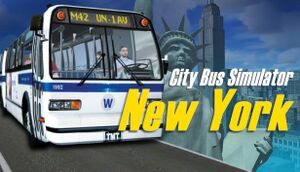 New York Bus Simulator cover