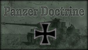 Panzer Doctrine cover