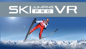 Ski Jumping Pro VR cover