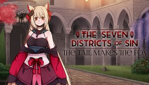 The Seven Districts of Sin: The Tail Makes the Fox - Episode 1 cover