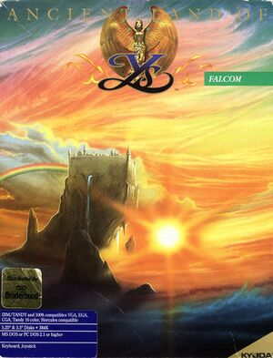 Ancient Land of Ys cover.jpg