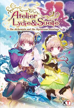 Atelier Lydie & Suelle ~The Alchemists and the Mysterious Paintings~ cover.jpg