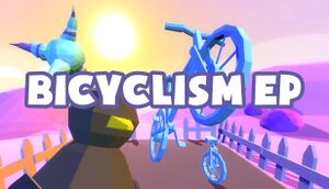 Bicyclism EP cover