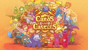 Cards and Castles cover
