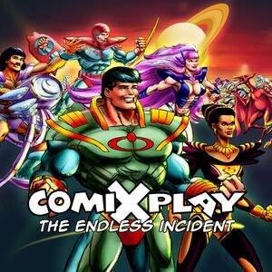 ComixPlay cover