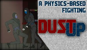 DUST-UP cover