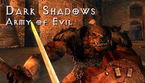 Dark Shadows: Army of Evil cover