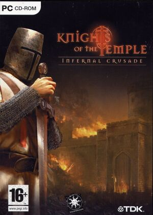 Knights of the Temple: Infernal Crusade cover
