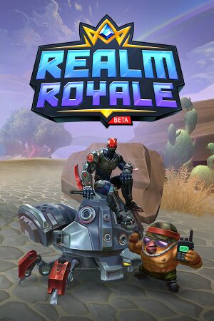 Realm Royale cover