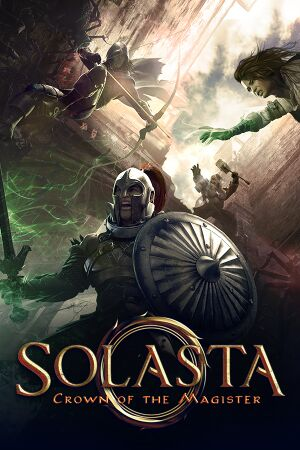 Solasta: Crown of the Magister cover