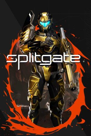 Splitgate: Arena Warfare cover