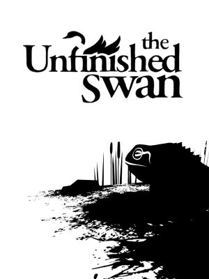 The Unfinished Swan cover