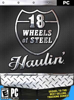 18 Wheels of Steel: Haulin' cover