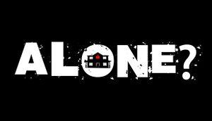 Alone? cover