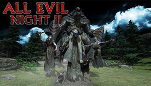 All Evil Night 2 cover