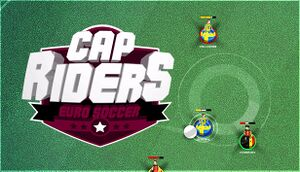 CapRiders: Euro Soccer cover