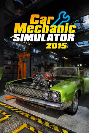 Car Mechanic Simulator 2015 cover