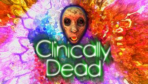 Clinically Dead cover