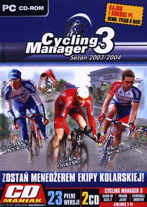 Cycling Manager 3 cover