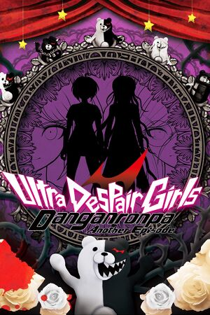 Danganronpa Another Episode: Ultra Despair Girls cover