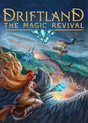 Driftland: The Magic Revival cover