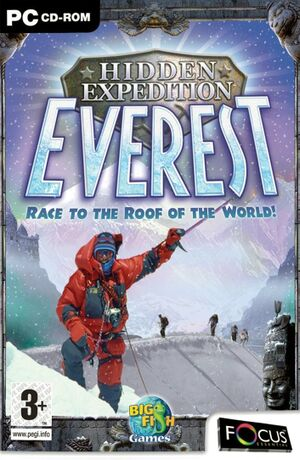 Hidden Expedition: Everest cover