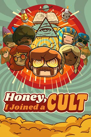 Honey, I Joined a Cult cover