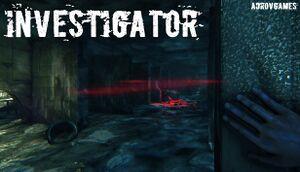 Investigator cover