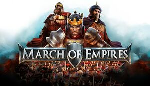 March of Empires cover